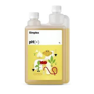Simplex pH down 1 L