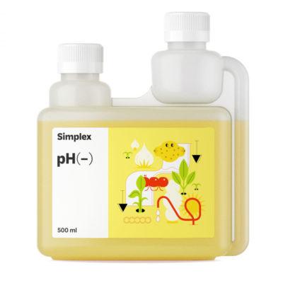 Simplex pH down 500 ml