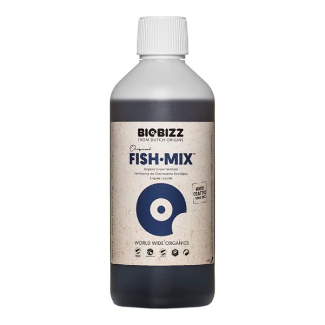 Стимулятор биофлоры Fish-Mix BioBizz 1 L