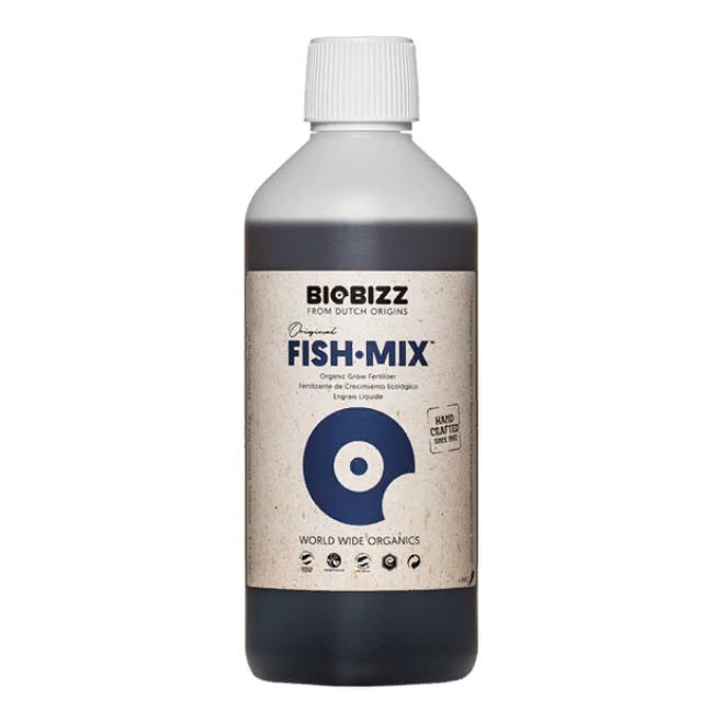 Стимулятор биофлоры Fish-Mix BioBizz 500 ml