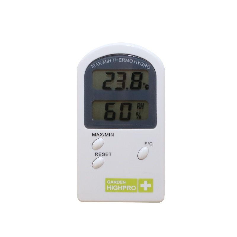 Термометр с гигрометром HYGROTHERMO BASIC