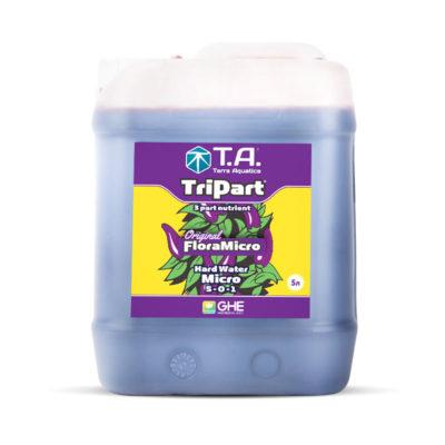 TriPart Micro HW T.A. (GHE) 5 L (для жесткой воды)