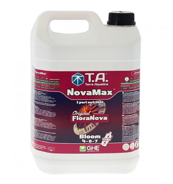 Удобрение NovaMax Bloom T.A. 5 л (t°C)