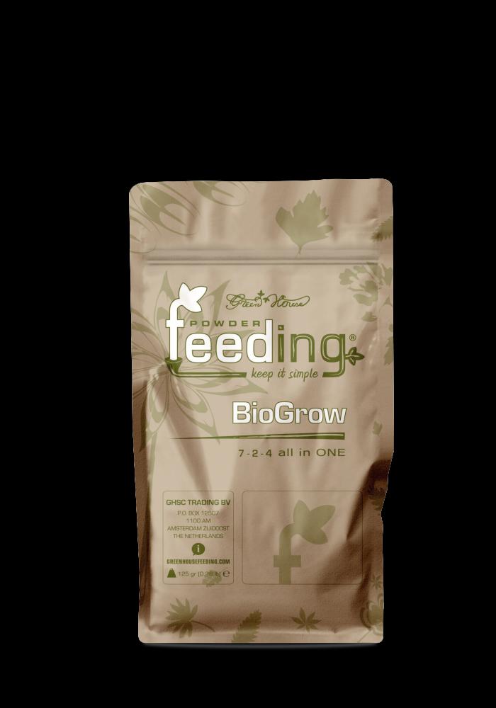 Удобрение Powder Feeding BIO Grow 0.125 kg