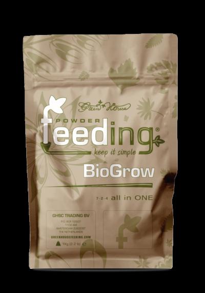 Удобрение Powder Feeding BIO Grow 1 kg