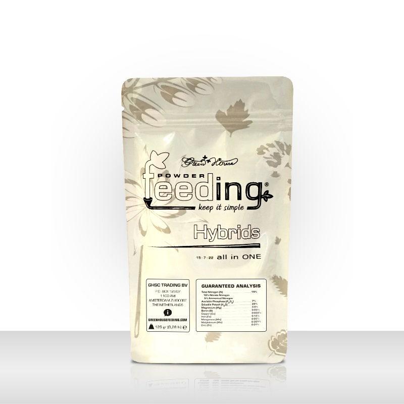 Удобрение Powder Feeding Hybrids 0.125 kg