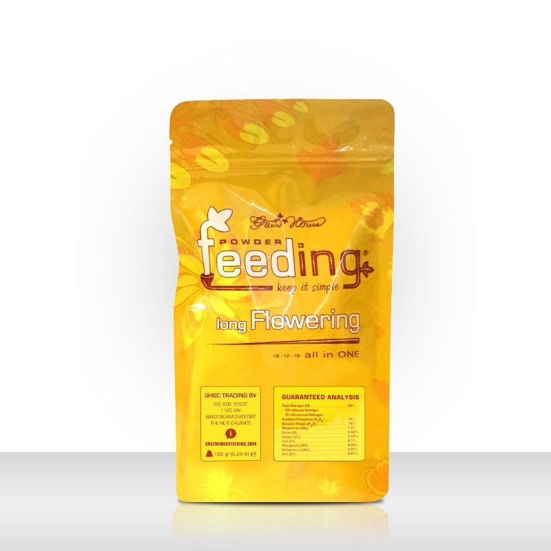Удобрение Powder Feeding Long Flowering 0.125 kg
