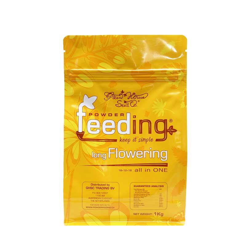 Удобрение Powder Feeding Long Flowering 1 kg