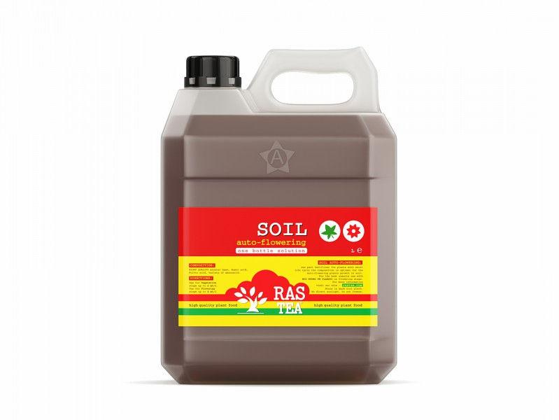 Удобрение Rastea Soil Auto-Flowering 5L (земля)