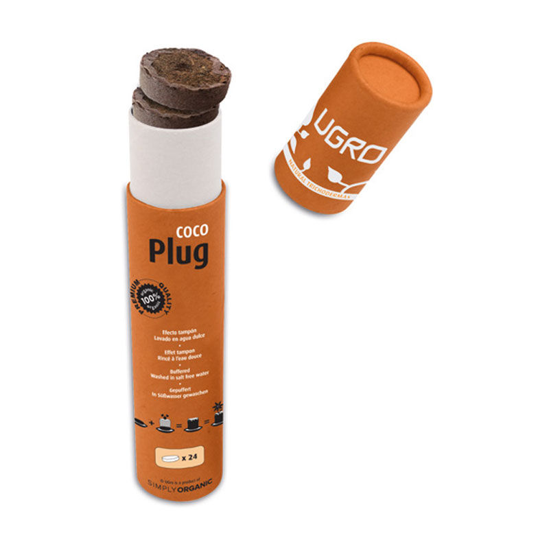 UGro Plug тубус 24 таблетки