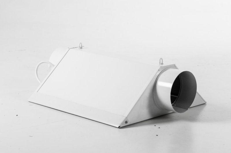 Вентилируемый светильник К-150