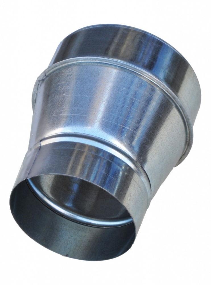 Вентиляционный переходник металл 250/300 мм