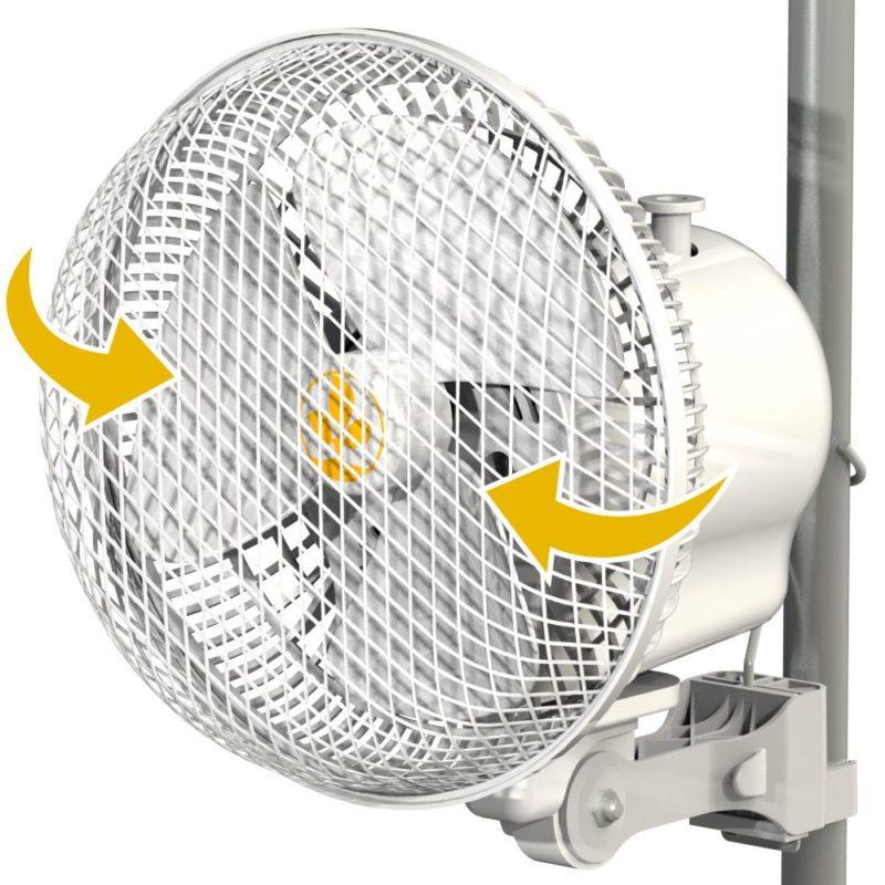 Вентилятор Monkey Fan 20 W (двухскоростной)