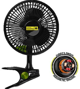 Вентилятор на клипсе CLIP FAN 15CM-5W