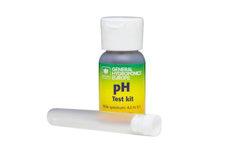 Жидкий pH тест 60 мл GHE